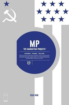 The Manhattan Projects (Comic-book) #23