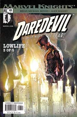 Daredevil Vol. 2 (1998-2011) (Comic-Book) #43 (423)