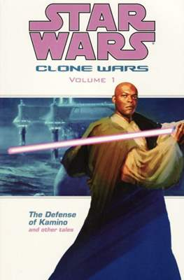 Star Wars: Clone Wars (Softcover) #1