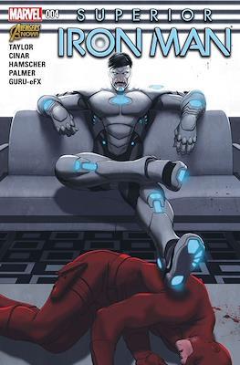 Superior Iron Man (Comic-Book) #4
