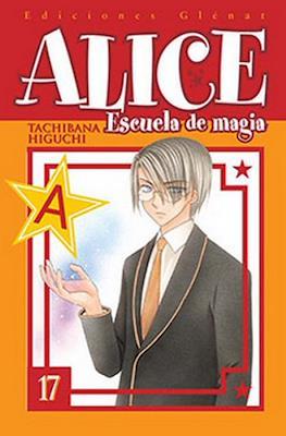 Alice. Escuela de magia (Rústica con sobrecubierta) #17