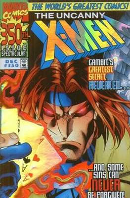 The Uncanny X-Men (1963-2011) (Comic-Book) #350