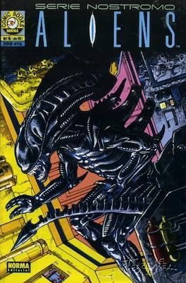 Aliens. Serie Nostromo (Grapa 36 pp) #6