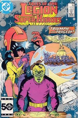 Legion of Super-Heroes Vol. 2 (1980-1987) (Comic-book) #323