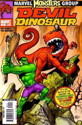 Marvel Monsters: Devil Dinosaur