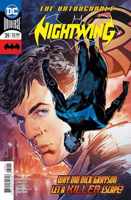Nightwing Vol. 4 (2016-) #39