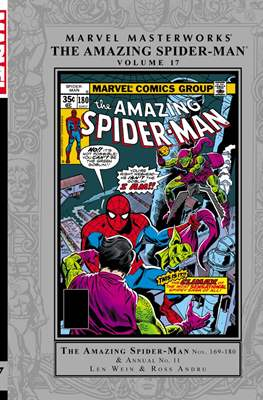 Marvel Masterworks: The Amazing Spider-Man (Hardcover) #17