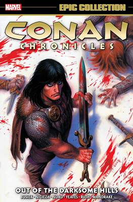Conan Chronicles Epic Collection (Softcover 496 pp) #1