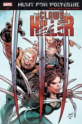 Hunt For Wolverine: The Claws of a Killer (Comic Book) #1
