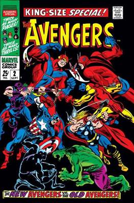 The Avengers Annual Vol. 1 (1963-1996) (Comic Book) #2
