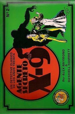 Agente secreto X-9 (Rústica 48 páginas) #2