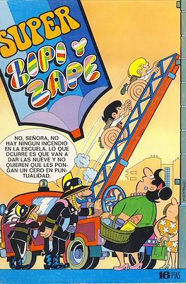Super Zipi y Zape (Grapa, 64 páginas (1973)) #5