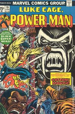 Hero for Hire / Power Man Vol 1 / Power Man and Iron Fist Vol 1 (Comic Book) #19