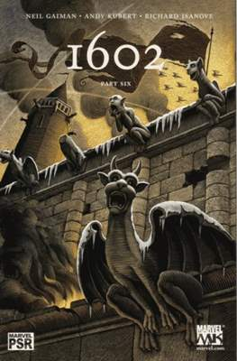 Marvel 1602 (Comic Book) #6