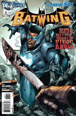 Batwing Vol. 1 (2011) (Comic-Book) #6