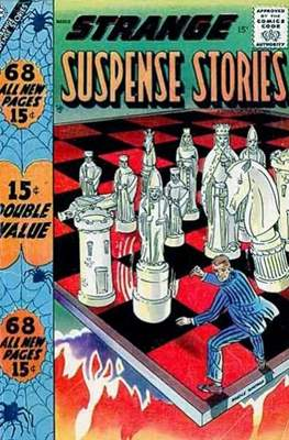 Strange Suspense Stories Vol. 2 #36