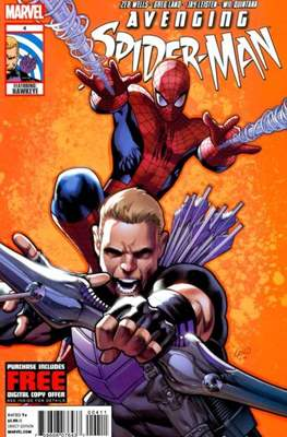 Avenging Spider-Man (Comic-Book) #4