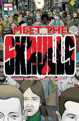 Meet the Skrulls (Comic Book) #5