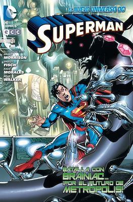 Superman: Nuevo Universo DC #3