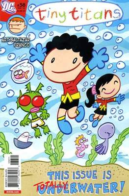 Tiny Titans (Comic-Book) #38