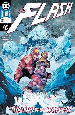 The Flash Vol. 5 (2016-2020) (Comic Book) #85
