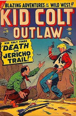 Kid Colt Outlaw Vol 1 #18