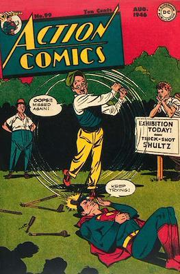 Action Comics Vol. 1 (1938-2011; 2016-) (Comic Book) #99