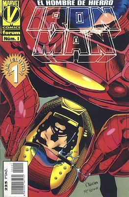 Iron Man Vol. 3 (1996-1997)