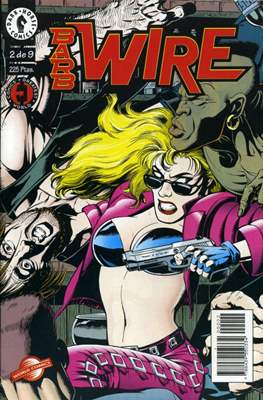 Barb Wire (Grapa 28 pp) #2