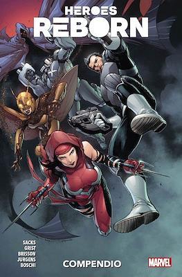 Heroes Reborn: Compendio (Rústica 168 pp) #2