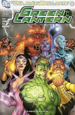 Green Lantern (2009-2012) (Grapa 72 pp) #13