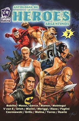 Antología de Héroes Argentinos (Rústica) #7