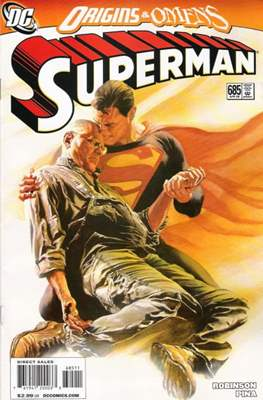 Superman Vol. 1 / Adventures of Superman Vol. 1 (1939-2011) (Comic Book) #685