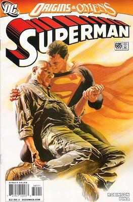Superman Vol. 1 / Adventures of Superman Vol. 1 (1939-2011) #685