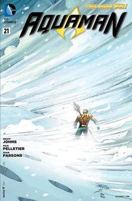 Aquaman Vol. 7 (2011-2016) (Comic-book) #21