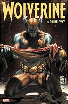 Wolverine by Daniel Way: The Complete Collection (softcover 504-480-496 pp) #4