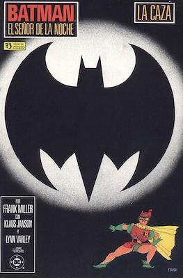 Batman. El regreso del señor de la noche (Rústica 48 pp) #3