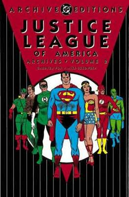 DC Archive Editions. Justice League of America (Hardcover) #2