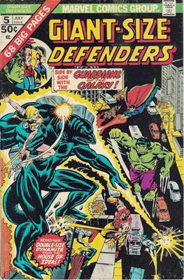Giant-Size Defenders (Comic-Book) #5