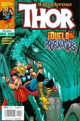 El Poderoso Thor (1999-2002) #3
