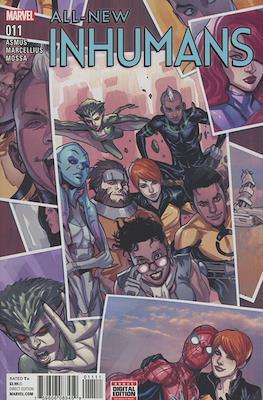 All-New Inhumans (Comic Book) #11