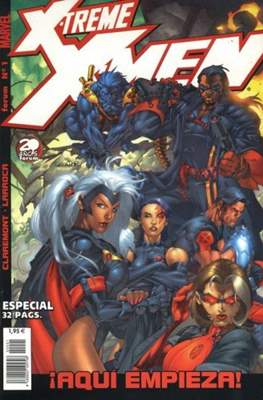 X-Treme X-Men (2002-2005) (Grapa) #1