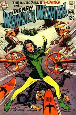 Wonder Woman Vol.1 (Comic Book) #181
