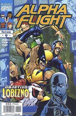 Alpha Flight Vol. 2 (1998-1999) #9