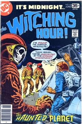 The Witching Hour Vol.1 (Comic Book) #81