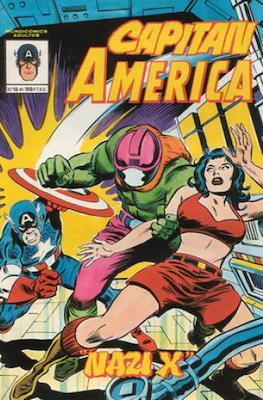 Capitán América Vol. 4 (1981-1982) (Grapa) #10