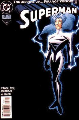 Superman Vol. 2 (1987-2006) (Comic Book) #149