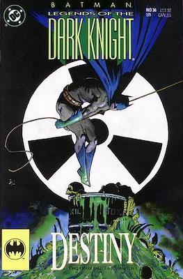 Batman: Legends of the Dark Knight Vol. 1 (1989-2007) (Comic Book) #36