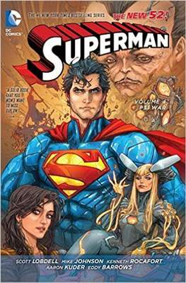Superman Vol. 3 The New 52 (2011-2016) (Hardcover) #4
