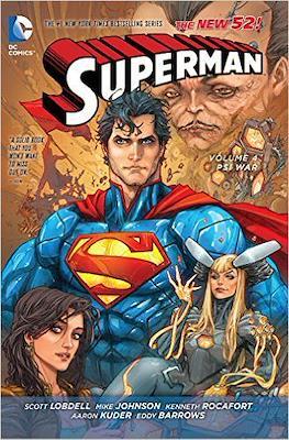 Superman The New 52 (2011-) (Cartoné) #4